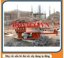 Máy bẻ đai sắt xây dựng